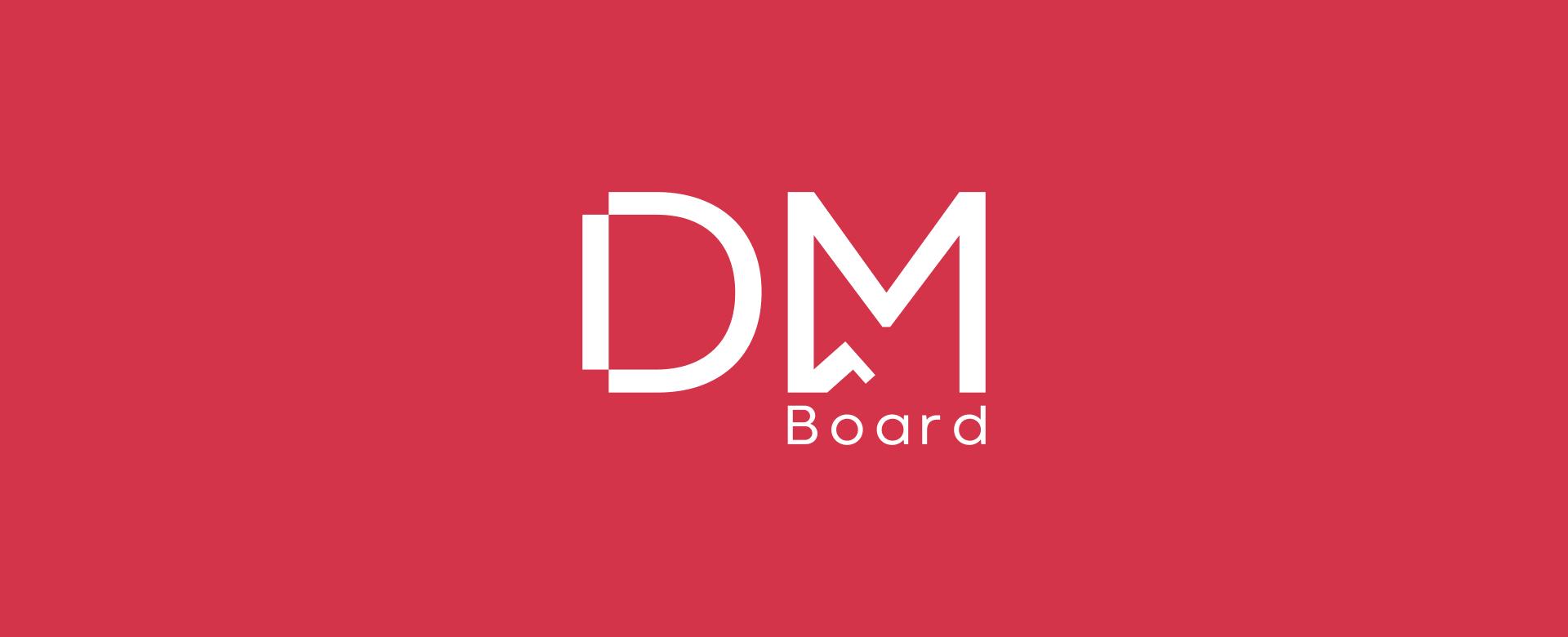 طراحی لوگو هویت بصری دی ام برد آژانس برندسازی ذن zen branding agency DM Booard logo design visual identity (2)-min