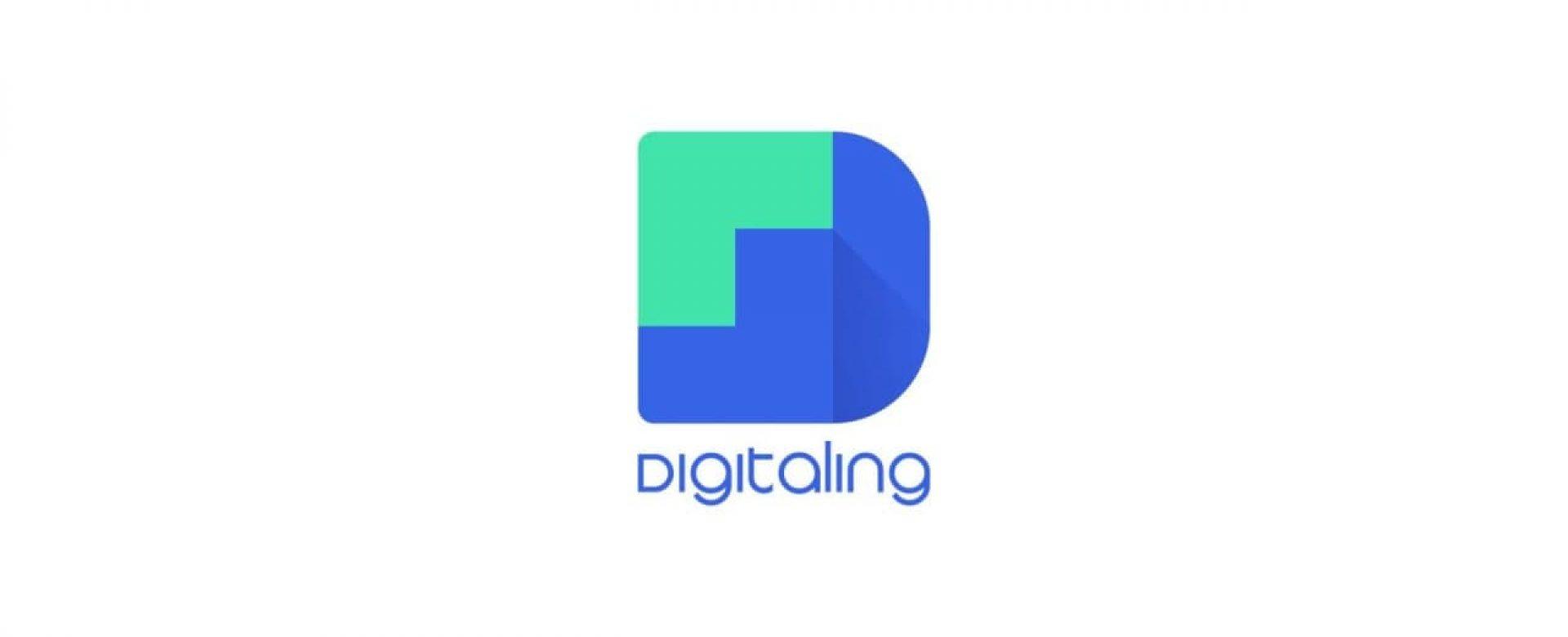 طراحی لوگو دیجیتالینگ آژانس برندسازی ذن zen branding agency digitaling logo design